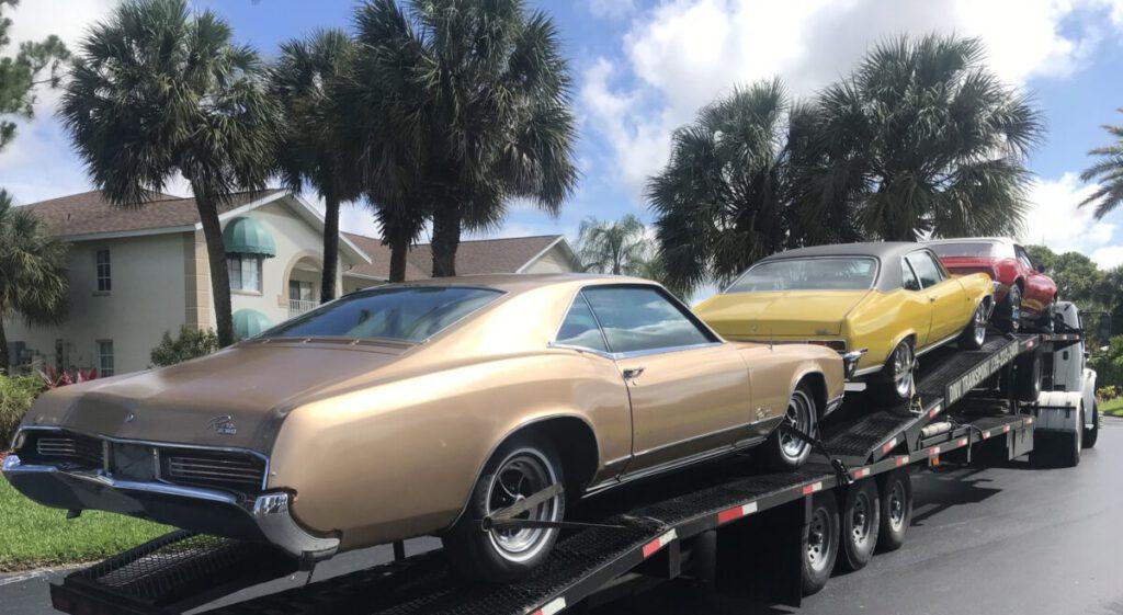 Fahrzeugimport aus USA
